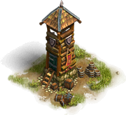 NT: Abandoned Watchtower (leader)